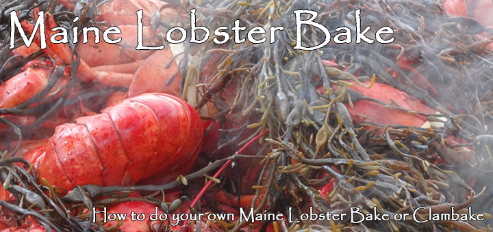 How to do your own Maine Lobster Bake
