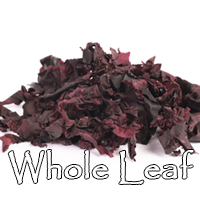 Whole Leaf Sea Vegetables