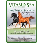 SeaNutrients for Horses:<br>Overall Health, 3 lbs.