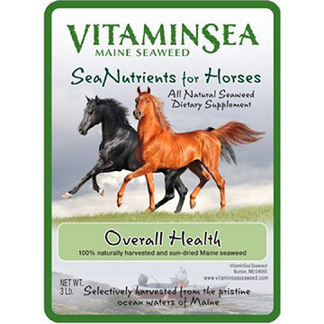 SeaNutrients for Horses:<br>Overall Health