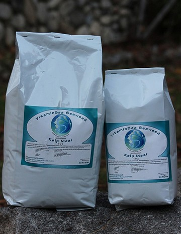 Organic Kelp Meal<br>Seaweed Agriculture Product