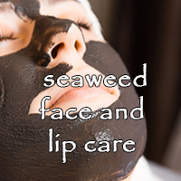 DIY Spa-like Treatments: Seaweed Face Masks