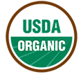 Our seaweed is certified USDA Organic