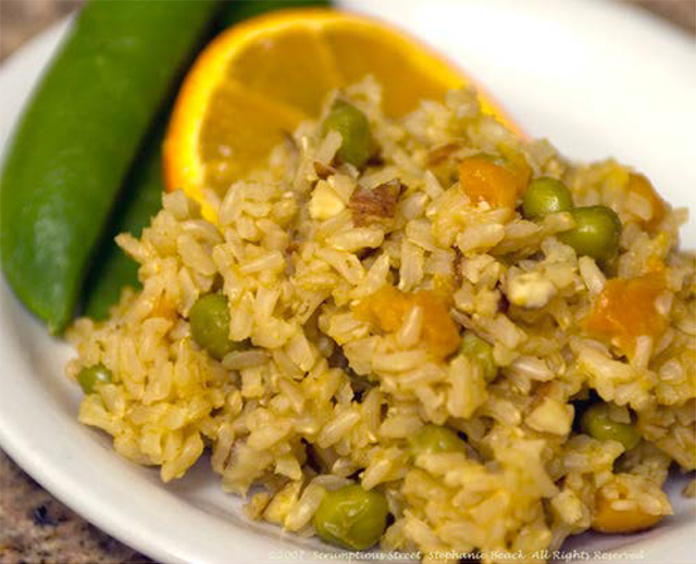 Wakame Brown Rice